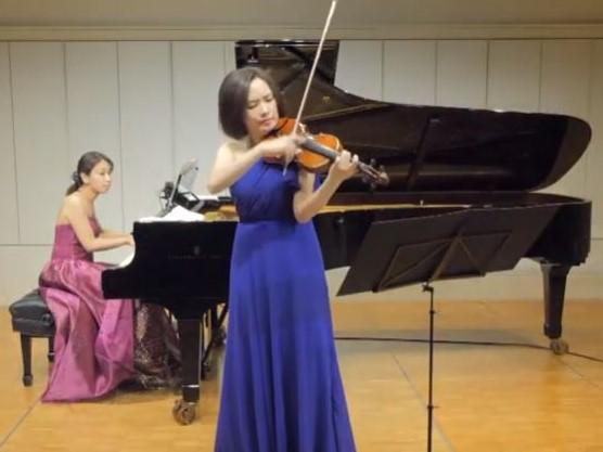 第14回 加賀町ホールストリーミングコンサート「Yoko Mano & Kana Goto Duo Concert」