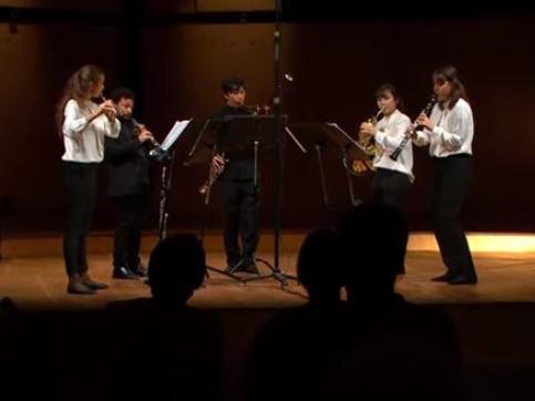 タファネル:木管五重奏曲 ト短調 ほか