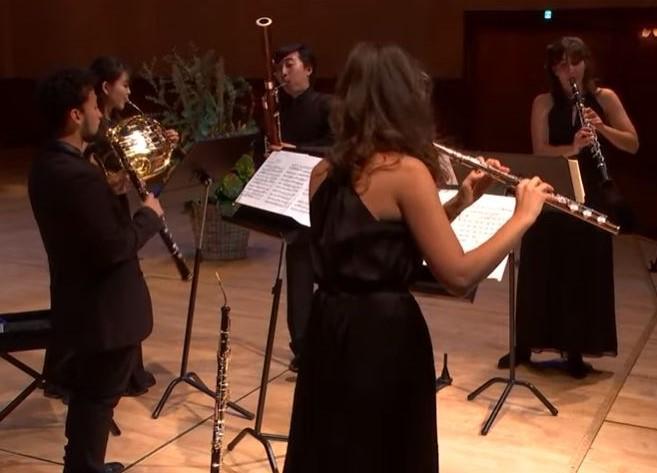 ニールセン:木管五重奏曲 ほか