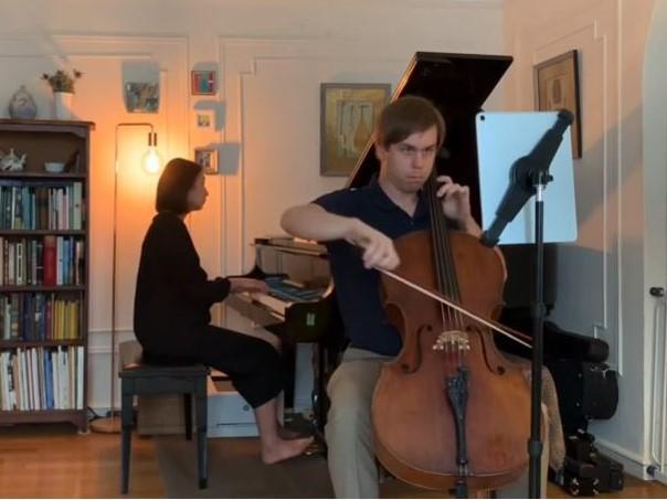 ベートーヴェン:ヘンデルの「ユダス・マカベウス」の主題による変奏曲 & R. シロタ:チェロ・ソナタ 第2番