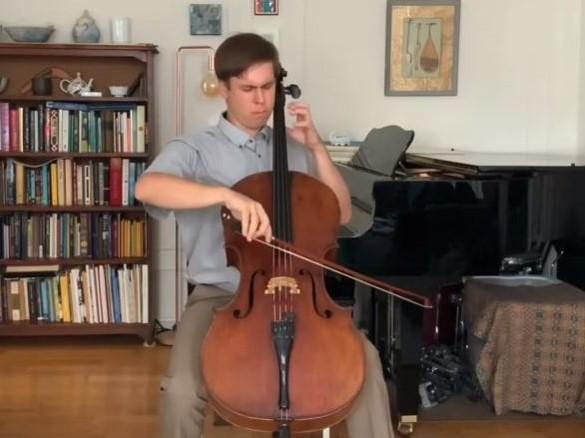 J. S. バッハ:無伴奏チェロ組曲 第6番 ニ長調 BWV 1012