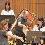 PMFベルリン・ブラス・メンバーによる吹奏楽セミナー