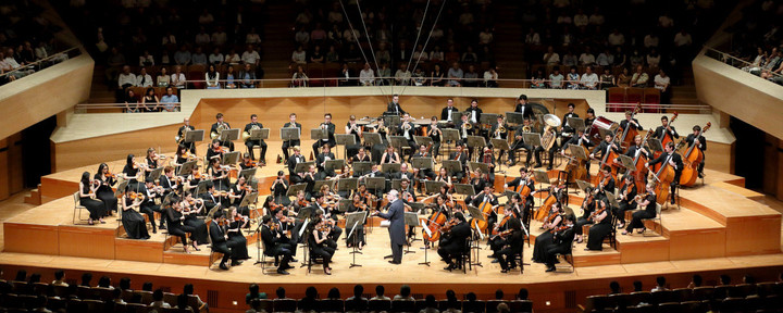 photo:PMF Orchestra Concert in Tokyo
